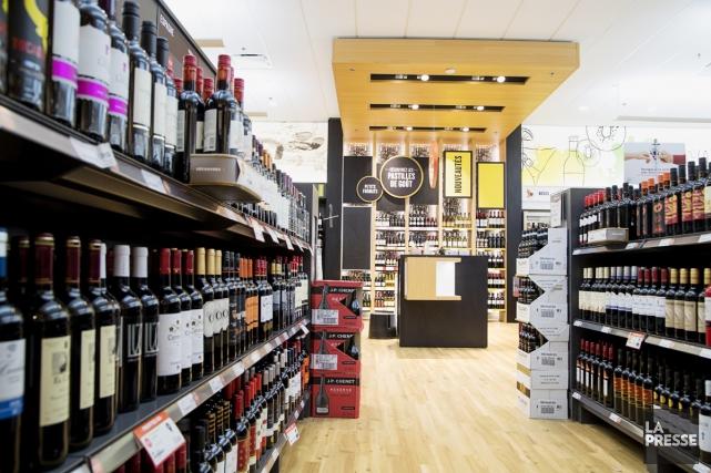 Les consommateurs se plaignent du manque de vins... (PHOTO ALAIN ROBERGE, ARCHIVES LA PRESSE)