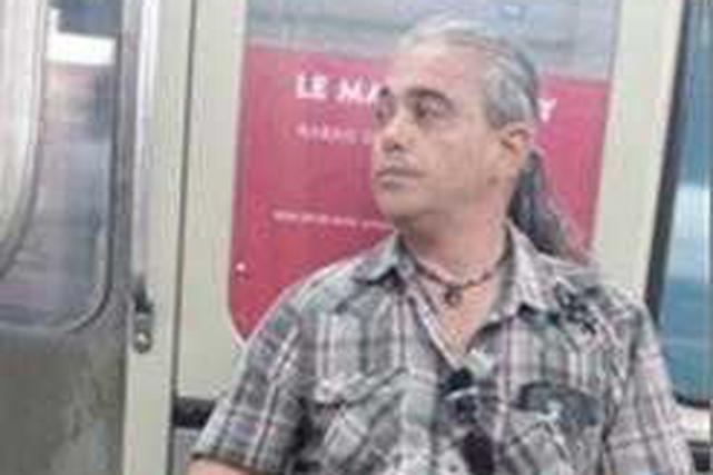 Un homme soupçonné d'être l'auteur d'une série d'agressions sexuelles dans des... (Photo fournie par le SPVM)