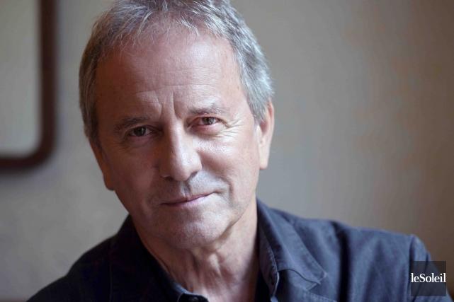 Un imposant chapitre de la carrière de Michel... (Le Soleil, Jean-Marie Villeneuve)