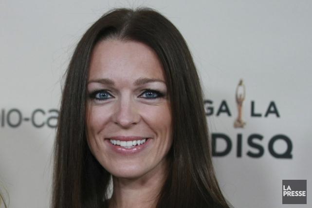 Suzie Villeneuve participera à la soirée de festivités... (Archives La Presse)