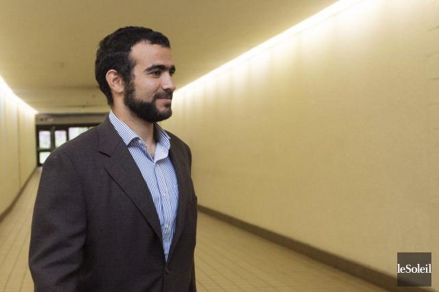 Omar Khadr est un citoyen canadien dont les... (Photothèque Le Soleil)