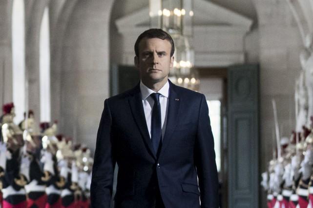 ÉDITORIAL / La France vient d'annoncer six grandes initiatives... (AP, Étienne Laurent)