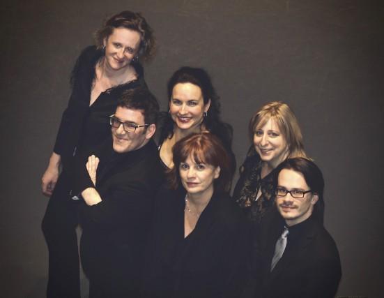 Les membres d'Orford Six Pianos : Pamela Reimer,... (Photo fournie, Marie-Pier Allard)