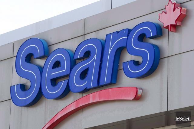 «Ironiquement, c'est la compagnie Sears elle-même qui a... (Archives, Le Soleil)