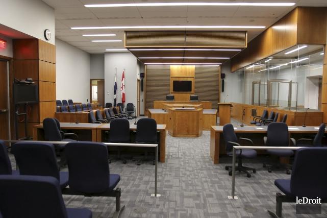 La juge a décidé d'imposer à Louise Ward... (Patrick Woodbury, Le Droit)