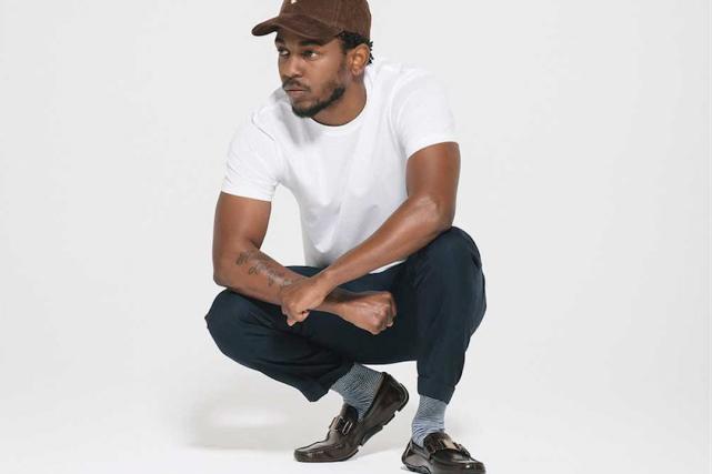 Kendrick Lamar... (Photo fournie par le Festival d'été de Québec)