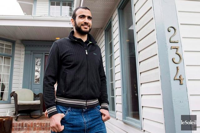 Omar Khadr, un Canadien, avait 15ans lorsqu'il a... (Photothèque Le Soleil)