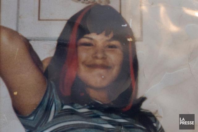 Rosiana Poucachiche était âgée de 17 ans lorsqu'elle... (Archives, La Presse)