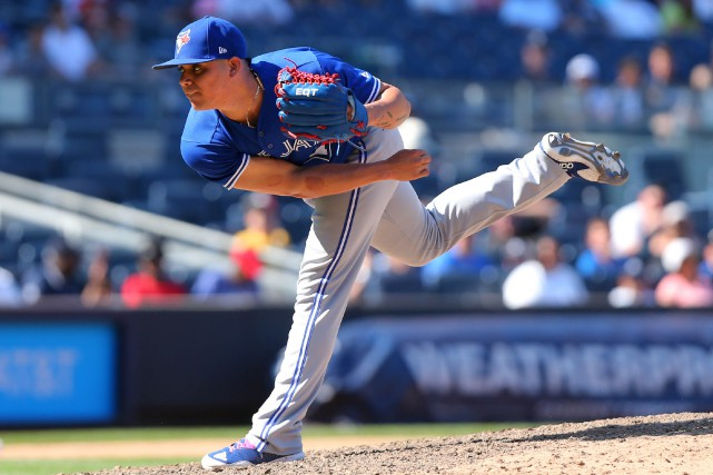 Roberto Osuna... (Photo Brad Penner, USA Today Sports)