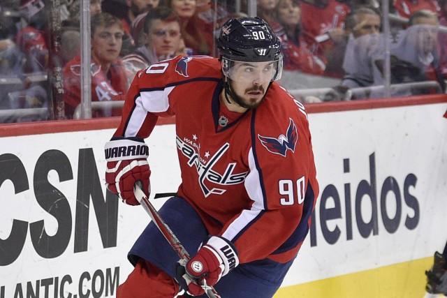 Marcus Johansson... (Photo Nick Wass, AP)