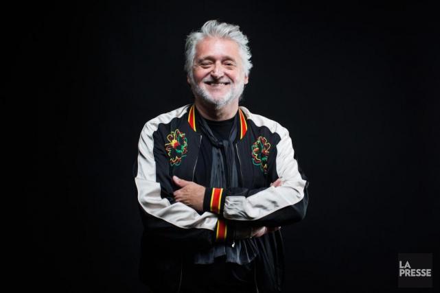 Le grand patron de Juste pour rire GilbertRozon... (Photo Olivier PontBriand, Archives La Presse)