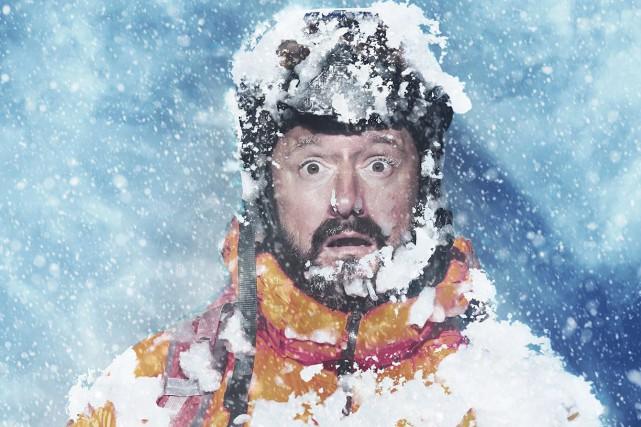 Rémi-Pierre Paquin sera de l'aventure Antarctique Solo tout... (Courtoisie)