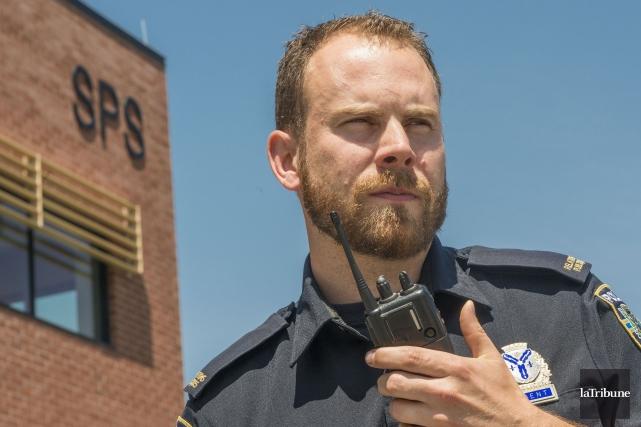 Éditorial /La récente sortie du Service de police de Sherbrooke (SPS) au sujet... (Archives, La Tribune)