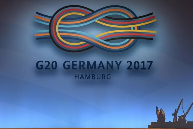 La présidence tournante du G20 permet à chaque... (PHOTO Patrik STOLLARZ, AFP)