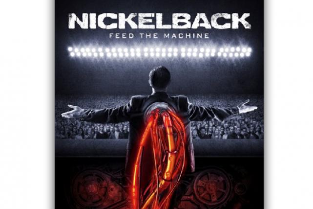 Feed The Machine, de Nickelback...