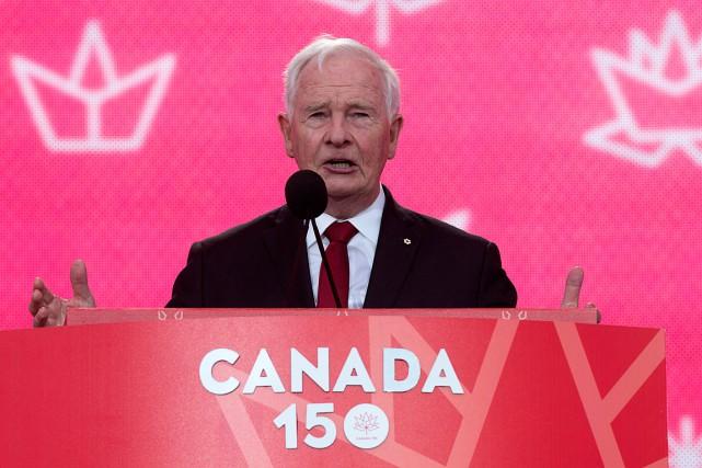 Le gouverneur général du Canada David Johnstonsera accompagné... (PHOTO ADRIAN WYLD, ARCHIVES LA PRESSE CANADIENNE)