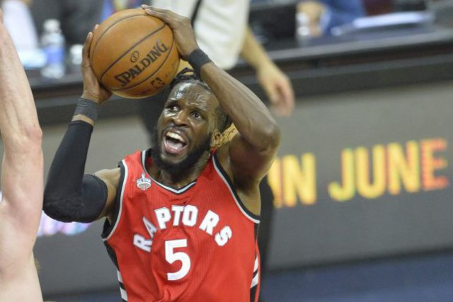DeMarre Carroll... (Photo David Richard, USA Today)