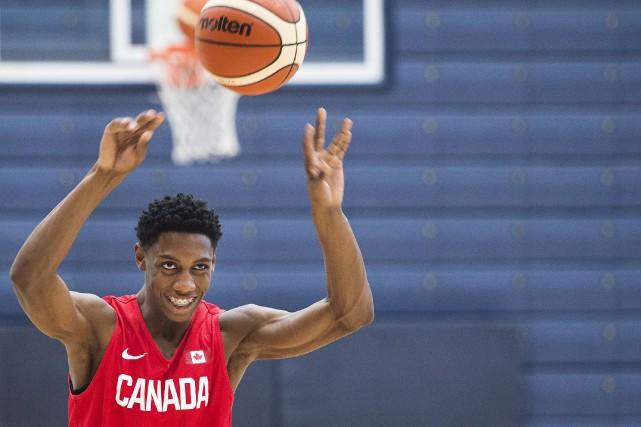 Barrett, qui est âgé de 17 ans, a... (PHOTO ARCHIVES LA PRESSE CANADIENNE)