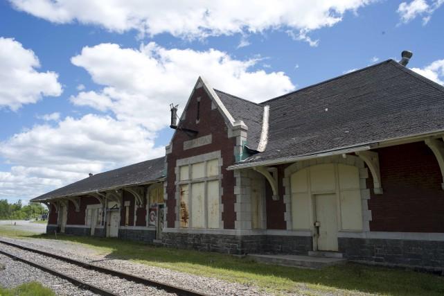 La sauvegarde de l'ancienne gare du Canadien Pacifique,... (Sylvain Mayer)