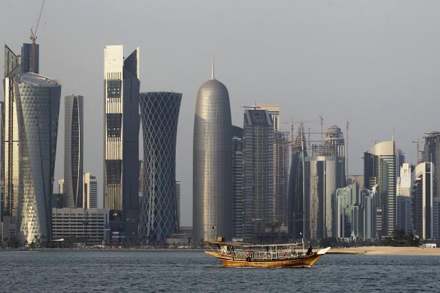 Sur le plan commercial, l'Arabie saoudite et les... (ARCHIVES AP)