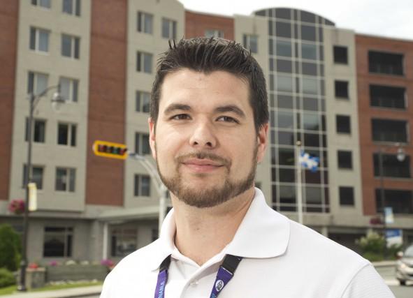 Pascal Bastarache, président du Syndicat du personnel paratechnique,... (Sylvain Mayer)