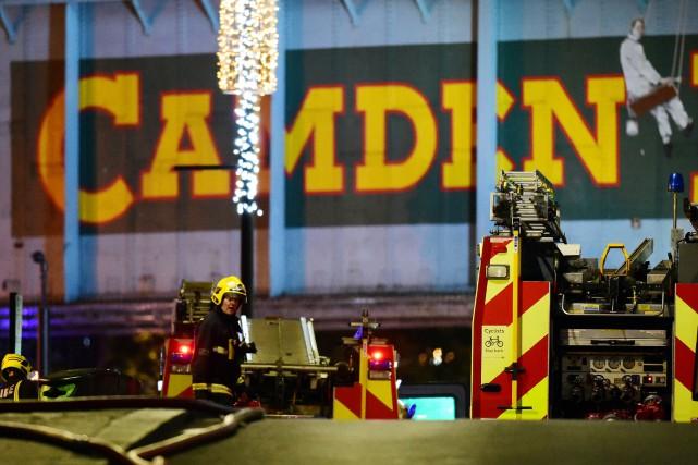 Cet incendie est survenu moins de quatre semaines... (PHOTO REUTERS)