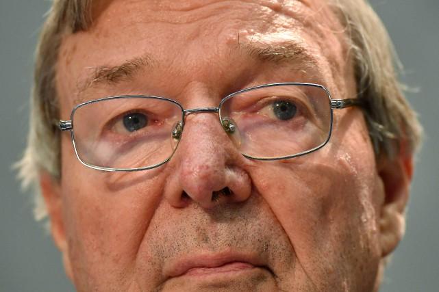 Le prélat de 76 ans a été inculpé... (AFP)