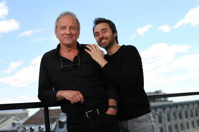 Dans De père en flic 2, Michel Côté... (PHOTO Martin Chamberland, LA PRESSE)