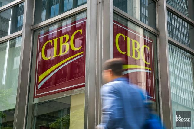 Une fois la transaction complétée, la Banque CIBC... (PHOTO MARTIN TREMBLAY, LA PRESSE)