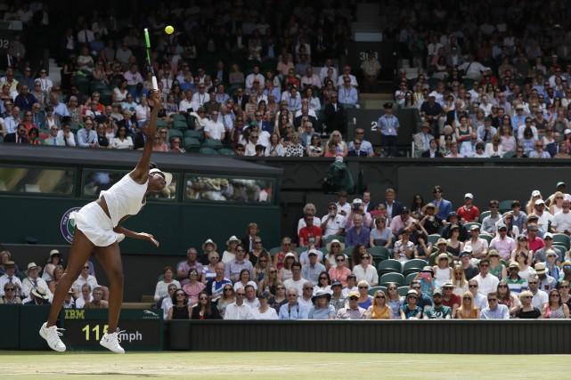 Venus Williams estime que les joueuses devraient avoir... (photo Kirsty Wigglesworth, AP)