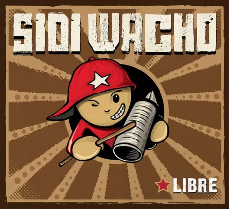 Libre de Sidi Wacho... (Photo fournie par Blue Line/PIAS)