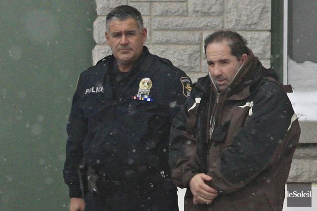 Le procès de l'ex-chauffeur de taxi Karim Chikhi... (Photothèque Le Soleil)