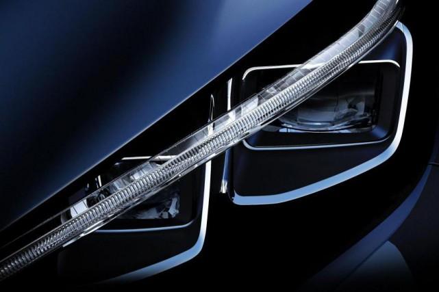 La nouvelle génération de la Nissan Leaf sera... (Photo : Nissan)