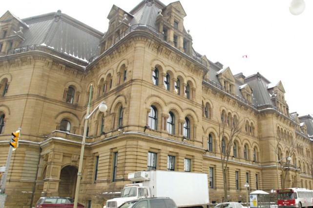 L'édifice Langevin changera de nom pour le «Bureau... (Archives, LeDroit)