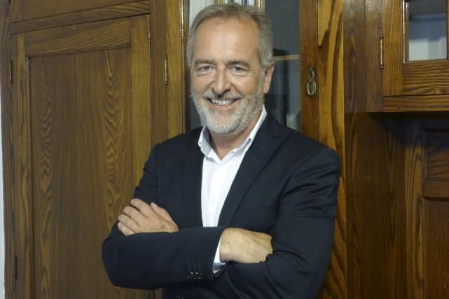 Guy Bellehumeur devient le nouveau directeur général du... (Photo fournie)