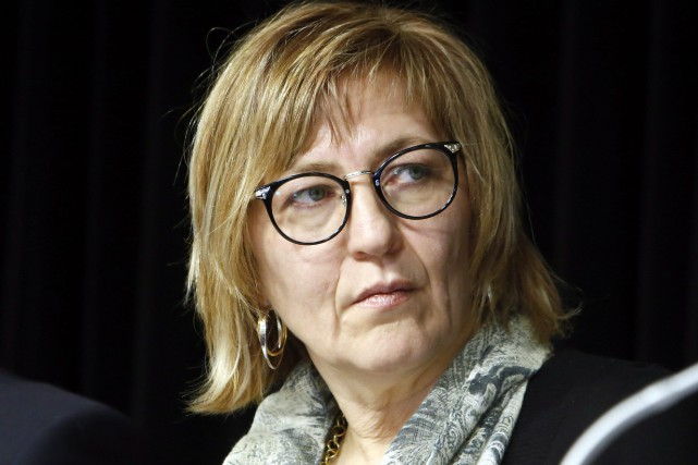 Marilyn Poitras a démissionné lundi de son poste... (Photo Fred Chartrand, archives La Presse canadienne)