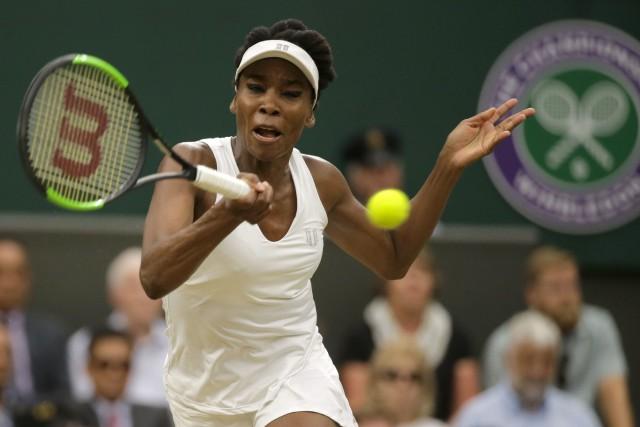 VenusWilliams est en quête d'un sixième titre sur... (Archives, Associated Press)