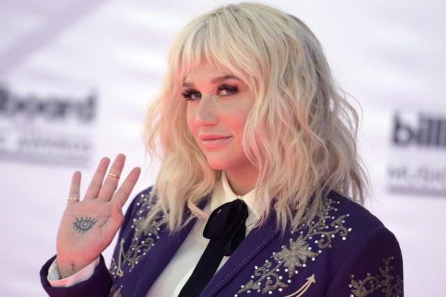 Kesha... (PhotoRichard Shotwell, Invision/Associated Press)