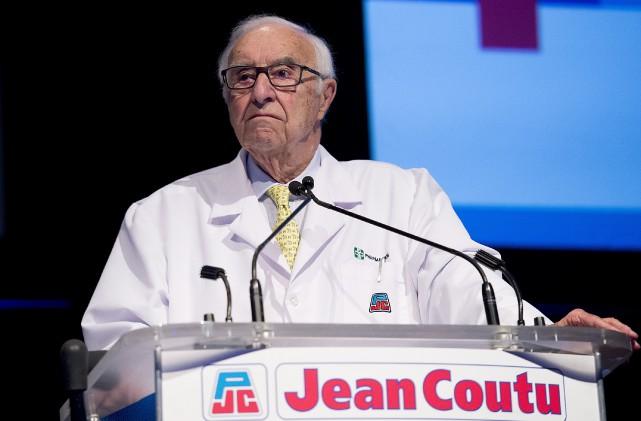 Jean Coutu... (Photo PC)