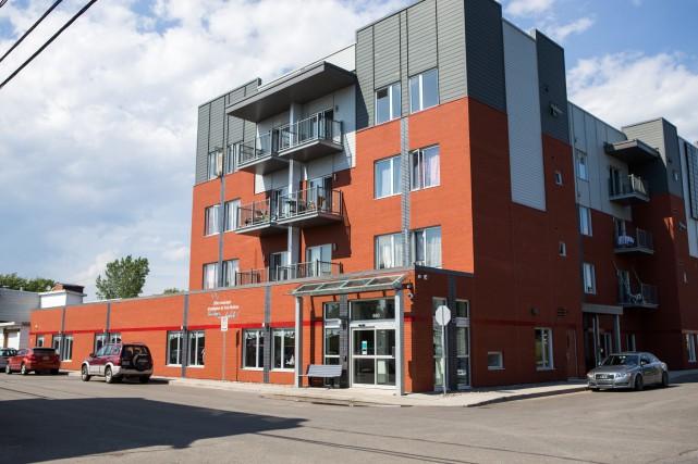 L'Office municipal d'habitation de Trois-Rivières (OMHTR) aurait intenté... (Olivier Croteau)