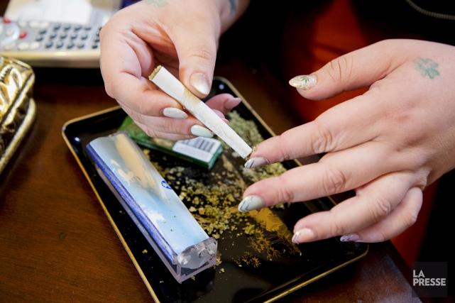 Selon l'auteur de ce texte, la légalisation prochaine... (La Presse)