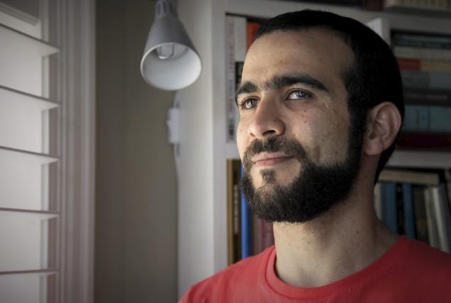 Omar Khadr... (La Presse Canadienne)