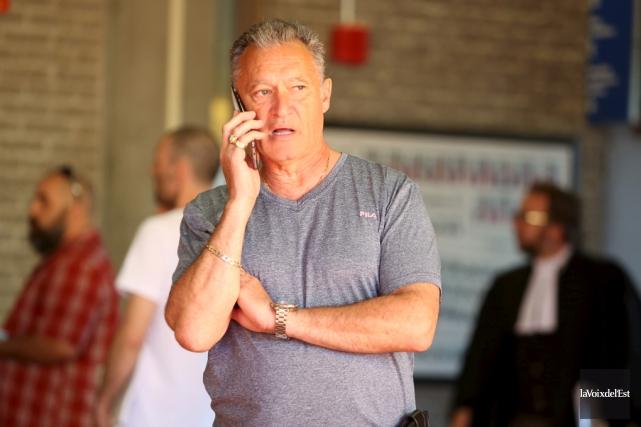 Natale Tursi vendait de la cocaïne à partir... (La Voix de l'Est)