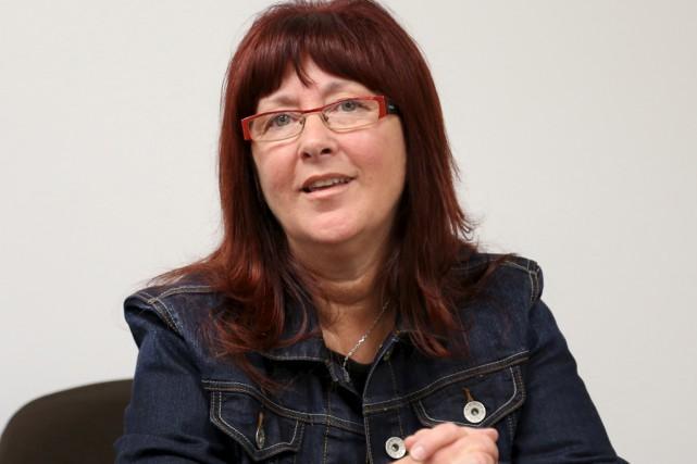 Claudette Giguère, directrice générale de la Corporation de... (archives La Voix de l'Est)