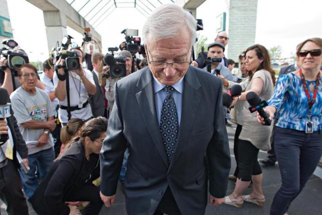 Huit entrepreneurs et cinq ingénieurs ont plaidé coupable... (Photo Patrick Sanfaçon, Archives La Presse)