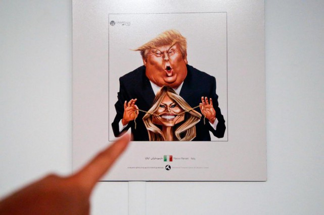 Depuis son arrivée en politique, Donald Trump fait... (PhotoATTA KENARE, Archives Agence France-Presse)
