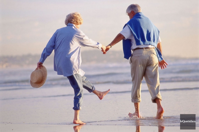 L'espérance de vie ne cesse de progresser au... (Archives Le Quotidien)