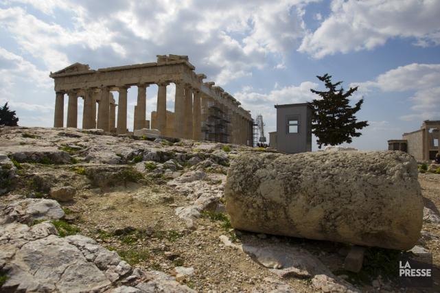 L'Acropole... (PHOTO FRANÇOIS ROY, ARCHIVES LA PRESSE)