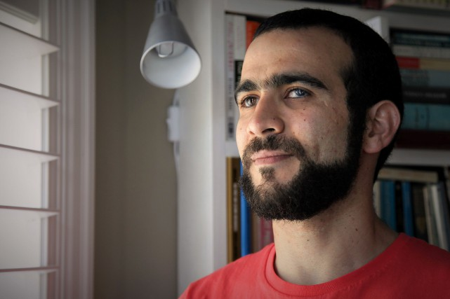 Omar Khadr... (PHOTO Colin Perkel, LA PRESSE CANADIENNE)