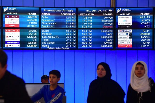 En date de mercredi, 50 086 réfugiés avaient... (PHOTO AFP)